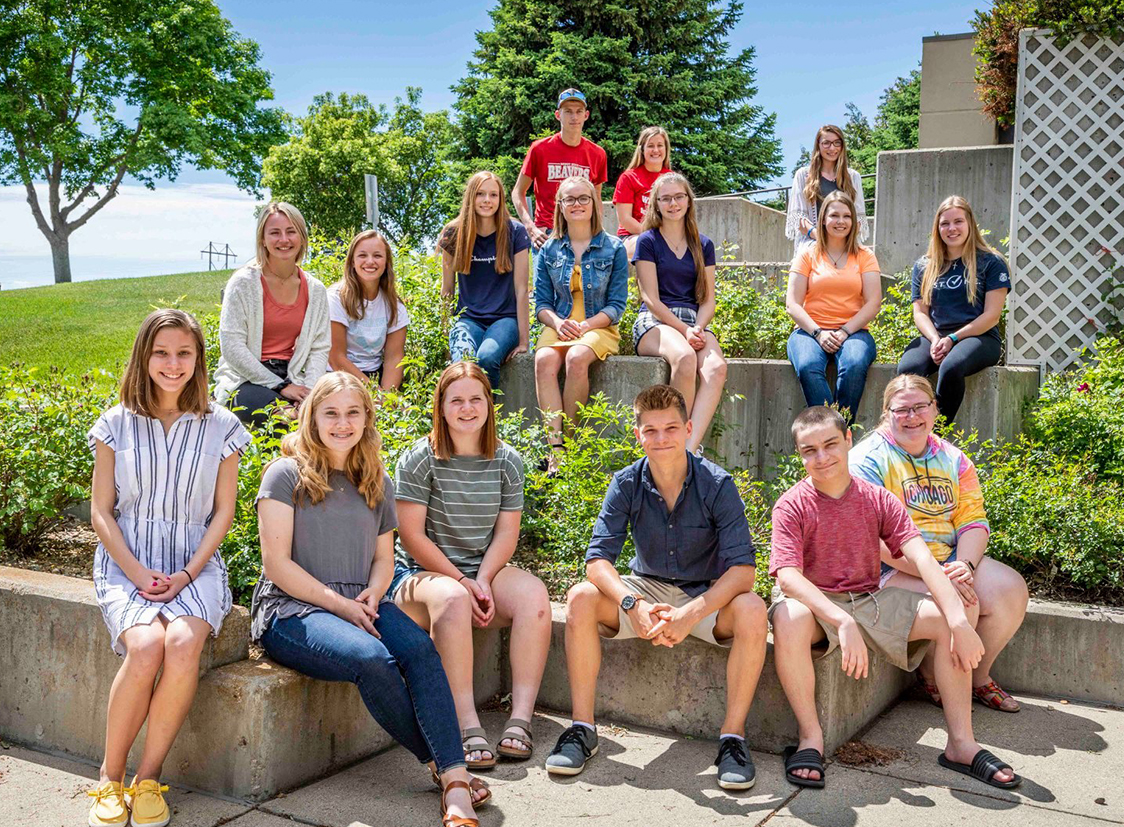 North Dakota student group